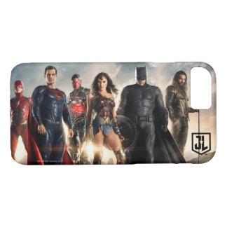 Justice League   Justice League On Battlefield iPhone 8/7 Case