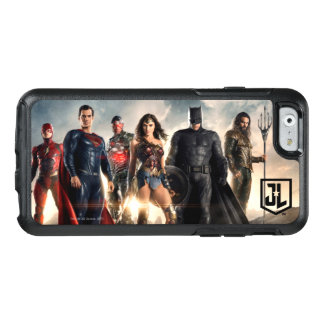 Justice League | Justice League On Battlefield OtterBox iPhone 6/6s Case