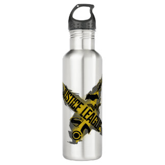 Justice League | Justice League & Team Symbols 710 Ml Water Bottle