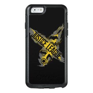 Justice League | Justice League & Team Symbols OtterBox iPhone 6/6s Case