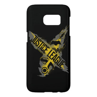Justice League | Justice League & Team Symbols Samsung Galaxy S7 Case