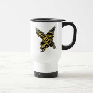 Justice League | Justice League & Team Symbols Travel Mug