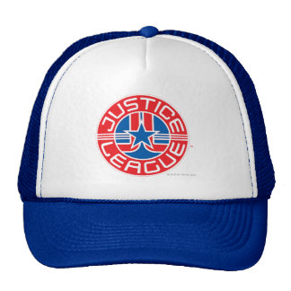 Justice League Logo Trucker Hat