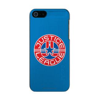 Justice League Logo Incipio Feather® Shine iPhone 5 Case