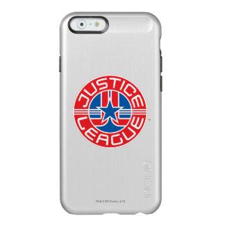 Justice League Logo Incipio Feather® Shine iPhone 6 Case