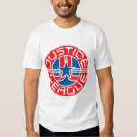 Justice League Logo Tee Shirt