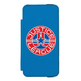 Justice League Logo Incipio Watson™ iPhone 5 Wallet Case