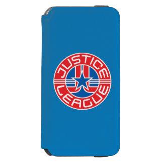 Justice League Logo Incipio Watson™ iPhone 6 Wallet Case