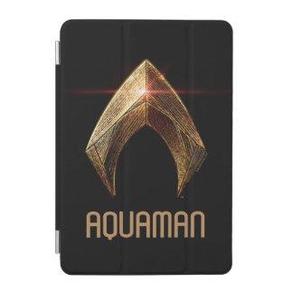 Justice League   Metallic Aquaman Symbol iPad Mini Cover