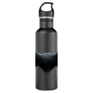 Justice League | Metallic Batman Symbol 710 Ml Water Bottle