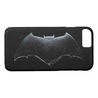 Justice League | Metallic Batman Symbol Case-Mate iPhone Case