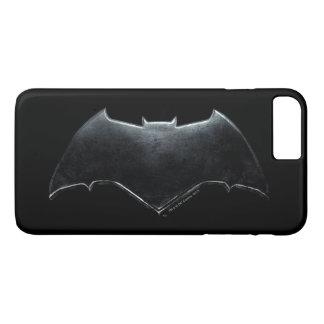 Justice League | Metallic Batman Symbol Case-Mate iPhone Case