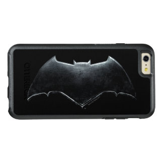 Justice League | Metallic Batman Symbol OtterBox iPhone 6/6s Plus Case