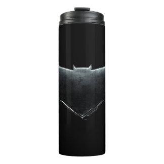 Justice League | Metallic Batman Symbol Thermal Tumbler