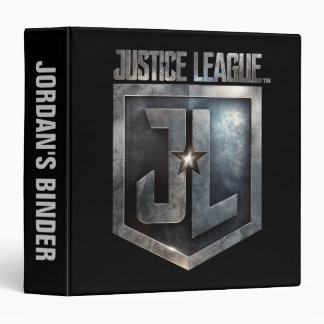 Justice League | Metallic JL Shield Binder