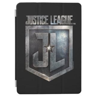 Justice League   Metallic JL Shield iPad Air Cover