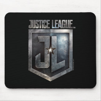 Justice League | Metallic JL Shield Mouse Pad