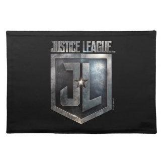 Justice League | Metallic JL Shield Placemat