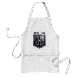 Justice League | Metallic JL Shield Standard Apron