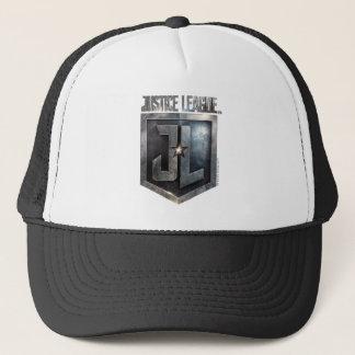 Justice League   Metallic JL Shield Trucker Hat