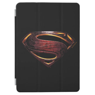 Justice League   Metallic Superman Symbol iPad Air Cover