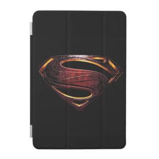 Justice League   Metallic Superman Symbol iPad Mini Cover