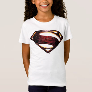 Justice League | Metallic Superman Symbol T-Shirt