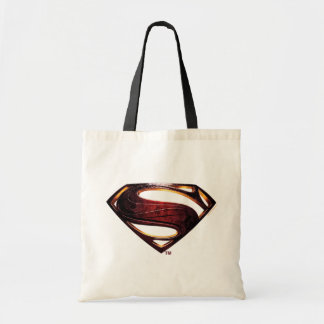 Justice League | Metallic Superman Symbol Tote Bag
