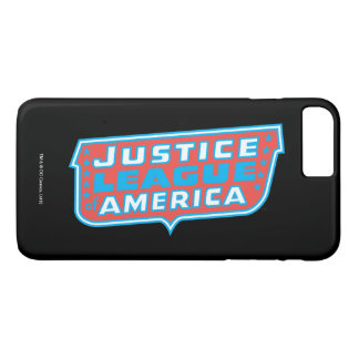 Justice League of America Logo iPhone 7 Plus Case