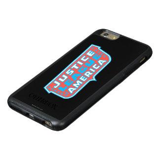 Justice League of America Logo OtterBox iPhone 6/6s Plus Case