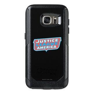 Justice League of America Logo OtterBox Samsung Galaxy S7 Case