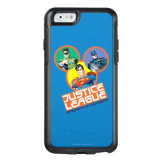 "Justice League ""Strength in Numbers"" OtterBox iPhone 6/6s Case"