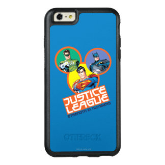 "Justice League ""Strength in Numbers"" OtterBox iPhone 6/6s Plus Case"