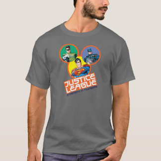 "Justice League ""Strength in Numbers"" T-Shirt"