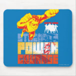 Justice League Strength. Power. Courage. Character Mouse Pad