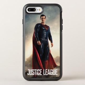 Justice League | Superman On Battlefield OtterBox Symmetry iPhone 8 Plus/7 Plus Case