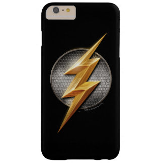 Justice League | The Flash Metallic Bolt Symbol Barely There iPhone 6 Plus Case