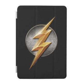Justice League   The Flash Metallic Bolt Symbol iPad Mini Cover
