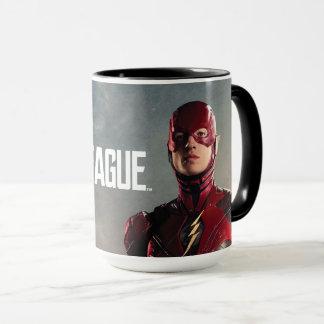Justice League | The Flash On Battlefield Mug
