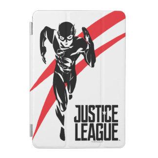 Justice League   The Flash Running Noir Pop Art iPad Mini Cover