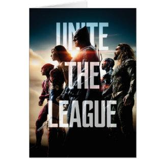 Justice League | Unite The League Card