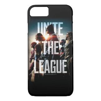 Justice League | Unite The League iPhone 8/7 Case