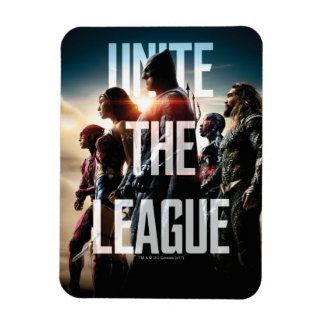 Justice League | Unite The League Magnet