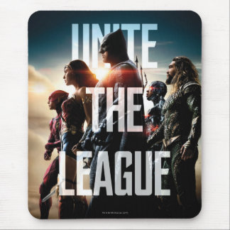 Justice League | Unite The League Mouse Pad