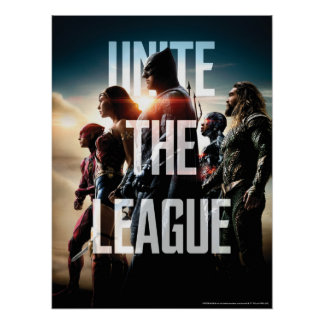 Justice League | Unite The League Poster