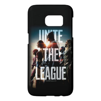 Justice League | Unite The League Samsung Galaxy S7 Case