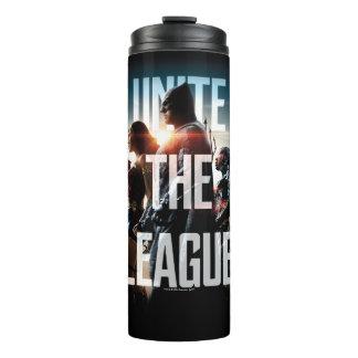 Justice League | Unite The League Thermal Tumbler