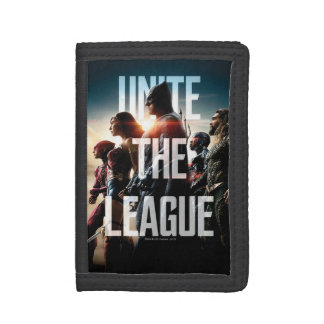 Justice League | Unite The League Tri-fold Wallets