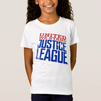 Justice League   United We Stand Graphic T-Shirt