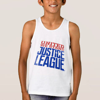 Justice League | United We Stand Graphic Tank Top